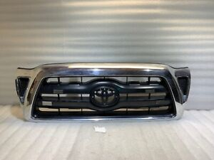 2005 2006 2007 2008 Toyota Tacoma Oem Front Grille Grill 53100 04350 60 70