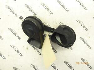 94 13 Mercedes R320 Cl500 E320 Gl450 Low High Note Tone Horn Set Oem 0065429020