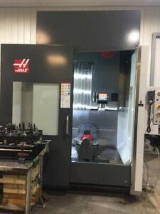 Haas Umc 750 Cnc 5 axis 2018 Machining Center For Sale Low Hours