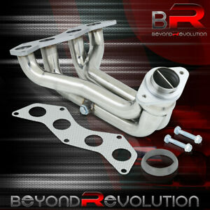 For 2008 2010 Scion Xb 2 4l 4 1 Dohc Stainless Steel Exhaust Performance Header