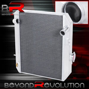 Radiator For 1941 1942 1943 1945 1946 1947 1948 1949 1950 1951 1952 Jeep Willys