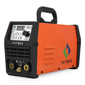 Hitbox Tig 200p Welder Pluse Hight Frequancy Inverter 110v 220v Welding Machine