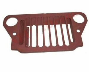 Primer Coated Radiator Steel Grille Grill For Ford 41 45 Mb Gpw Jeeps Ca