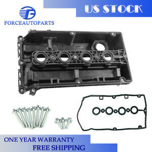 Engine Valve Cover For 2009 2011 Chevrolet Aveo5 Lt 1 6l L4 Gas 55558673