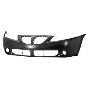 For Pontiac G6 2005 2009 Replace Gm1000731pp Front Bumper Cover