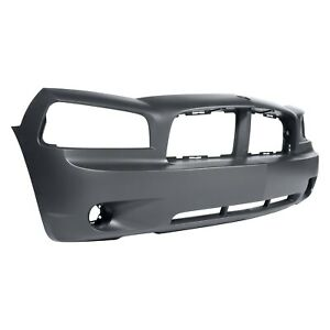 For Dodge Charger 2006 2010 Replace Ch1000461 Front Bumper Cover