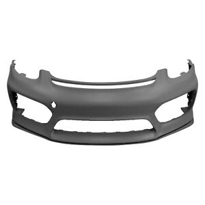 For Porsche Cayman 2016 Replace Po1000230 Front Bumper Cover