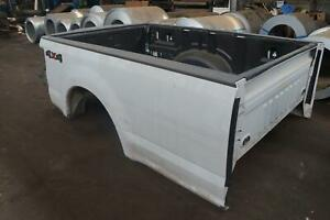 Local Pickup Only 8 Foot Lwb Pickup Truck Bed Box Ford F250 F350 Super Duty 17