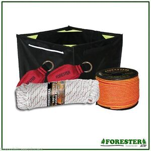 Tree Workers Throw Line Cube Kit 1 166 Line 2 Throw Bags 50 Sash Cord