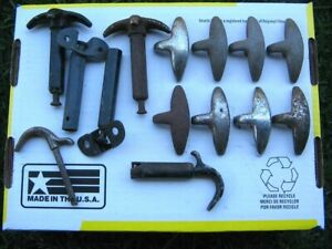 1932 Ford Hood Latches Parts Lot For Repair And Restoration
