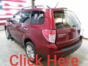 2012 12 Forester Rear Cargo Cover Only 307666