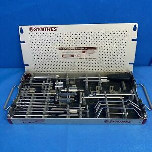 Synthes Lcp Large Fragment Instrument Set Orthopedic Trauma Surgical