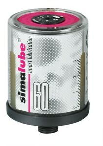 Simalube Sl01 60 Single Point Automatic Lubricator 60 Ml Multipurpose Grease