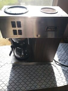 Vintage Bunn Pour omatic Vpr Commercial Coffee Machine Used Works