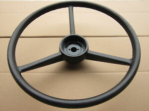 Steering Wheel For Ih International 1026 1066 1206 1256 1400 Cotton 1420 Combine