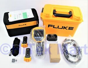new Fluke Ti450 60hz Industrial commercial Thermal Imaging Camera Ti450