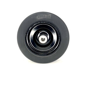 10 x3 25 Solid Finish Mower Wheel With 3 4 id