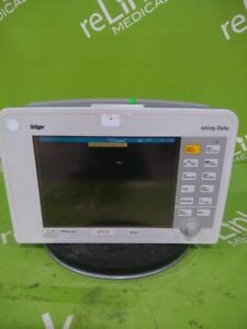 Drager Infinity Delta Patient Monitor Medical