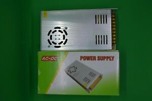 Avawo Dc 24v15a 360w Switching Power Supply Transformer Regulated Led Strip Etc