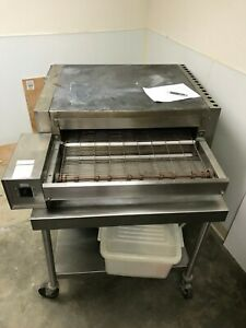 Electric Conveyor Pizza Baking Bakery Oven