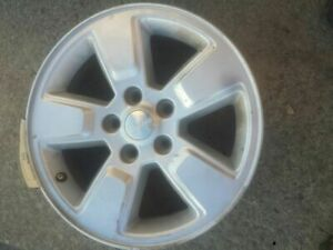 Wheel 16x7 Alloy Painted Silver Fits 08 12 Liberty 233414