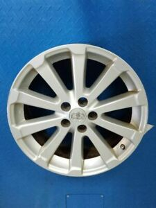 Wheel 19x7 1 2 Alloy 10 Spoke With Notched Ends Fits 09 13 Venza 218394 Rim