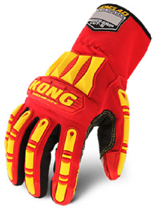 Ironclad Krc5 Kong Rigger Grip A5 Safety Gloves Large 1 Pair Free Shipping