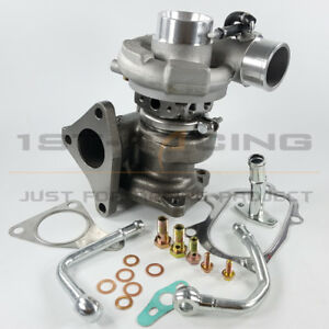 Td04l Turbocharger Turbo For Subaru Forester Impreza Wrx 2 0l Ej205 14412aa360