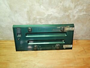 Jeep Wrangler Tj 97 06 Tail Gate Tailgate Rear Door Painted Green