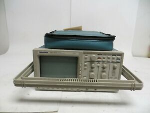 Tektronix Tds410 Portable Two channel 150mhz 100ms s Oscilloscope W printer