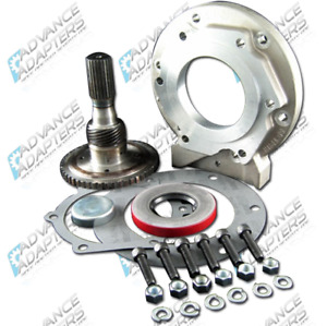 50 6402 Gm Th400 To Pre 1995 New Process 231 Transfer Case Adapter Kit 1 25 Lon