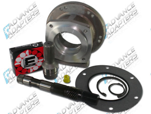 50 6307 Gm 2wd Th350 To Jeep Np231 23 Spline Adapter Kit Ax15 Long Style 3 65