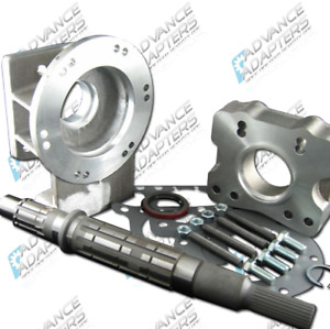 50 6600con Ford T19 To Jeep Np231 Adapter Kit 21 Spline