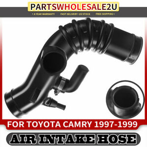 Engine Rubber Air Intake Hose Tube For Toyota Camry 1997 1998 1999 Solara 2 2l