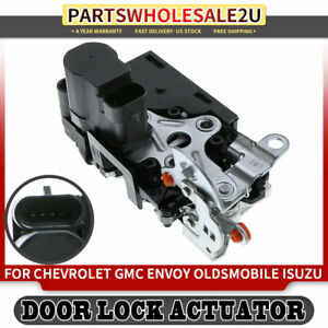 Door Lock Actuator 931 298 For Buick Chevy Gmc Isuzu Oldsmobile Saab Liftgate