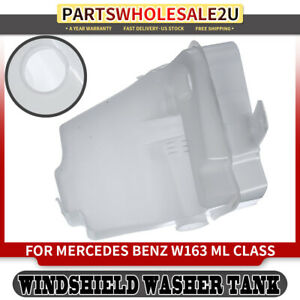 Windshield Washer Fluid Reservoir Tank For Mercedes Benz W163 Ml320 7 6 Liters