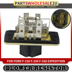Heater Blower Motor Resistor For Ford F 150 Expedition Excursion F 250 973 015