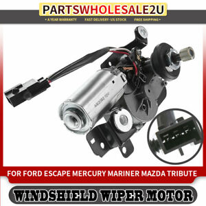 Rear Wiper Motor For Ford Escape Mercury Mariner Mazda Tribute 40 2044 W 3 Pins
