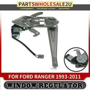 Front Right Power Window Regulator W Motor For Ford Ranger 1993 2011 741 832