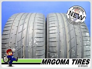 2 New 295 35 19 Goodyear Eagle F1 Asymmetric 2 No Tires 100y 2953519