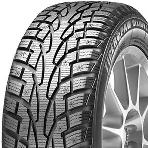 4 Four 235 60r17 Uniroyal Tiger Paw Ice Amp Snow 3 62162 Tires