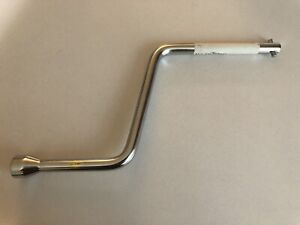 Model A Ford Engine Hand Crank And Lug Wrench 1928 1931