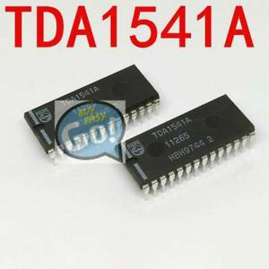 1pcs Tda1541a Encapsulation dip 28 stereo High Performance 16 bit