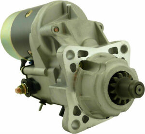Gear Reduction Starter For 94 02 Dodge Ram 3500 2500 5 9l Cummins Diesel 17548