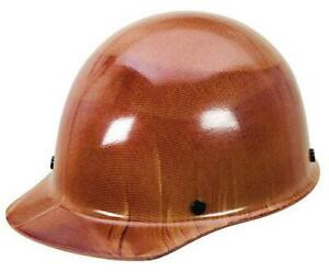 Msa 475405 Skullgard Cap Hard Hat With 4 point Fas trac Iii Suspension Large