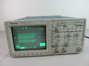 Tektronix Tek Tds380 Digital Oscilloscope 2 Channel 400mhz 2gsa s Real Time