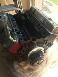 1965 Chevy Ll Nova Engine 8 Cylinder 283 Fits Different Models 80km Pickup Only