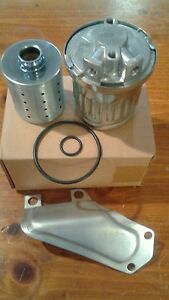 1957 1958 Corvette Chevy Fuel Injection Filter Assembly
