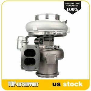 Turbocharger Turbo Compressor Boost For 1999 Detroit Diesel Series 60 14 0l Mtu