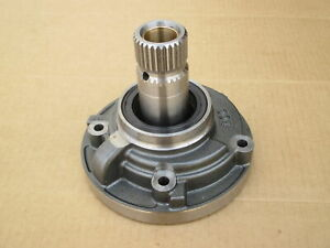 Transmission Pump For Ford Trans Backhoe 655 655a Industrial 340 340a 340b 3500